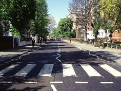 From Abbey Road to Broadway, the world's most famous streets have become travel destinations in their own right.