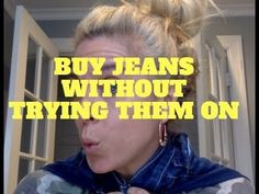 How to buy jeans wit