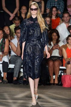 Spring 2015 RTW Christian Siriano Collection
