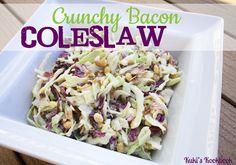 Crunchy Bacon Coleslaw on MyRecipeMagic.com