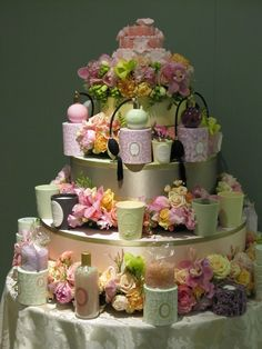 Perfect for Cupcakes Table