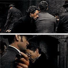 """Holmes and Watson's relationship partnership "" Sherlock Holmes Robert Downey, Sherlock Holmes 3, Sherlock Fandom, Sherlock John, Robert Downey Jr, Moriarty, Johnlock, Virginia Woolf, Holmes Movie"