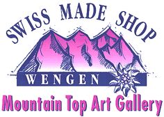 Swiss Made Shop (this logo belongs to the Swiss Made Shop in Wengen Switzerland! )