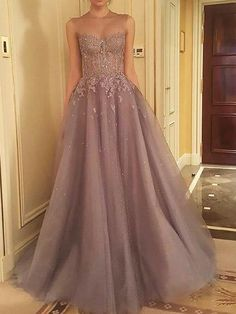 Beautiful Prom Dresses Sweetheart Sexy Long Prom Dress/Evening Dress JKS111