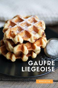 Beignets, But First Coffee, Chef Recipes, Food Inspiration, Nutella, Waffles, Biscuits, Deserts, Bakken