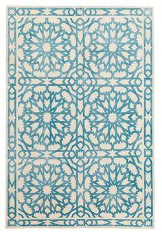Mamounia Sky- outdoor rug