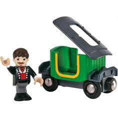 BRIO Passenger Wagon