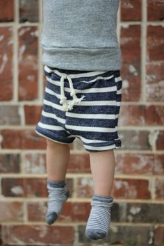 baby/toddler shorts -- handmade -- custom order size and color