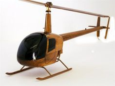 Robinson 22 Helicopter - Premium Wood Designs #Helicopter #Military premiumwooddesign...