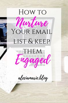 Getting people to sign up to your email list is one thing, but keeping them engaged is the real power of your email list. In this post, learn different strategies you can use today to start engaging with your email list.