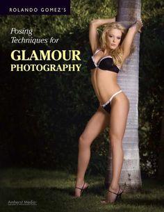 Fotografía con glamour - Técnicas de posado.