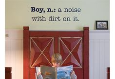 Totally going in Caiden's room! PD10125