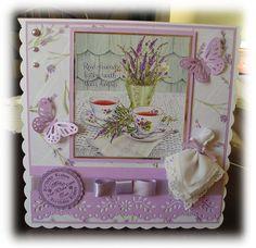 Joanna Sheen CD rom -love the lavender tones.