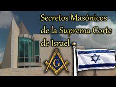 Simbología Masónica y Esotérica en la Corte Suprema de Israel