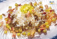 Insalata di riso e patate alla Carlofortina
