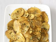 #FNMag's scratch Rosemary Chips are the perfect companion if tonight's plans include a movie on the couch.