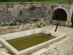 Lavoir de Saint-Amand-de-Coly Dordogne