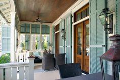 love the shutters! | Historical Concepts