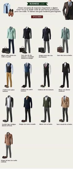 Outfit masculino