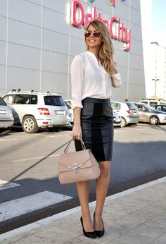 @roressclothes clothing ideas #women fashion Rock the Style of Pencil Skirts