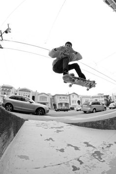 i enjoy skateboarding it gives u a lot of exercise and is fun to do.