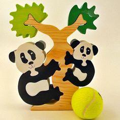 Tree Panda puzzle