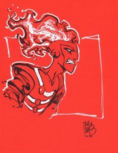 Firestorm by Skottie Young