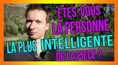 Êtes-vous la personne la plus INTELLIGENTE de la pièce ? ;) : https://www.youtube.com/watch?v=eQ7Q9uW67EE ;) #personne #intelligente
