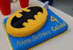 Batman Birthday Cake Más