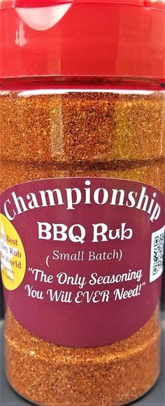 Our BBQ rubs ranked in the top 25 best dry rubs in the world The best & only BBQ rub you will ever need Pork Rib Recipes, Pulled Pork Recipes, Grilled Chicken Recipes, Grilled Pork, Fish Recipes, Mexican Food Recipes, Recipies, Barbecue Recipes, Healthy Chicken