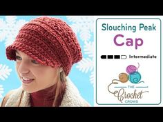 Meet the sister of the Top Peak Cap Hat called Crochet Slouching Peak Cap. The Top Peak Cap is one of the most popular hat on our YouTube Channel as it has a...