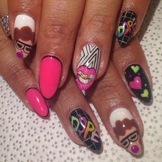 Dope nails by Mikutsutaya