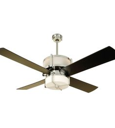Craftmade Midoro 6 Light 56-in Indoor Ceiling Fan in Chrome MO56CH4