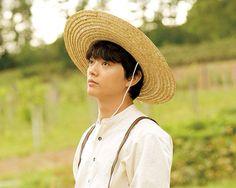 染谷将太 #ぶどうのなみだ Japanese Film, Panama Hat, Movies, Films, Actors, Hats, Hat, Actor, Film