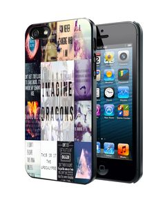 Imagine Dragon college Samsung Galaxy S3 S4 S5 Note 3 Case, Iphone 4 4S 5 5S 5C Case, Ipod Touch 4 5 Case