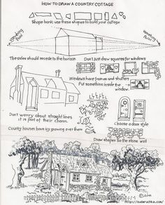 Мобильный LiveInternet Уроки рисования - пейзажные мотивы. | Юлия_Ж - Дневник Юлия_Ж |