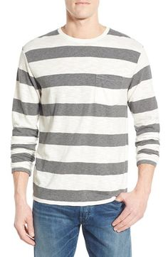 Grayers Grayers Stripe Long Sleeve T-Shirt available at #Nordstrom