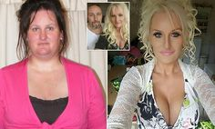 Size 30 gran gets the body of her dreams after losing TWELVE STONE and havingsize G