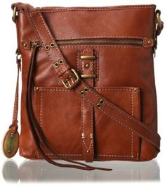 Another bag that can go with just about anything. I can see it setting off a casual outfit just right.