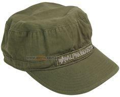 Кепка Army Hat Alpha Industries (оливкова) Ціна: 20 $