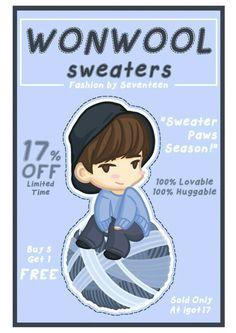 #seventeen #wonwoo fanart source: tumblr @igot17