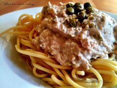 Foodies N' Fashion - Pasta with tuna and greek yoghurt