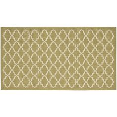 Safavieh Courtyard Indoor Outdoor Rug, Green