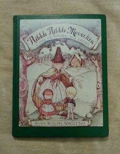 Nibble Nibble Mousekin Hansel Gretel Joan Walsh Anglund Vintage 1962 HC | eBay
