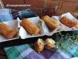 Tappa 1 - Crocchette di patate e tonno