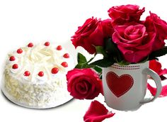 #SendFlowers and cake to Belgaum