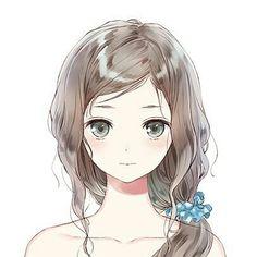 anime pretty girl