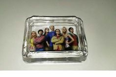 The Big Bang Theory cast photo Glass Ashtray change tray Candy dish display prop. Click Here.  Double your traffic.  Get Vendio Gallery - Now FREE!    .copyright { color : #000000; font-size : 8pt; font-family : arial, helvetica, sans-serif; } .link { font-family: verdana, sans-serif; font-size:12px; underline; color:#0000FF; } HR { color: #000000; } .item_image{ } .description { font-family: Helvetica, sans-serif; color: #000000; font-weight: normal; font-size: 12pt;  } .patternframe {…