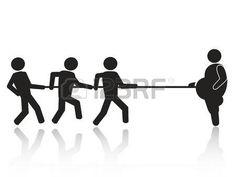 https://us.123rf.com/450wm/huhulin/huhulin1410/huhulin141000031/33037877-a-big-fat-boss-tug-of-war-with-employees.jpg?ver=6