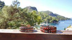 Moorea Bracelets  www.mooreastore.com
